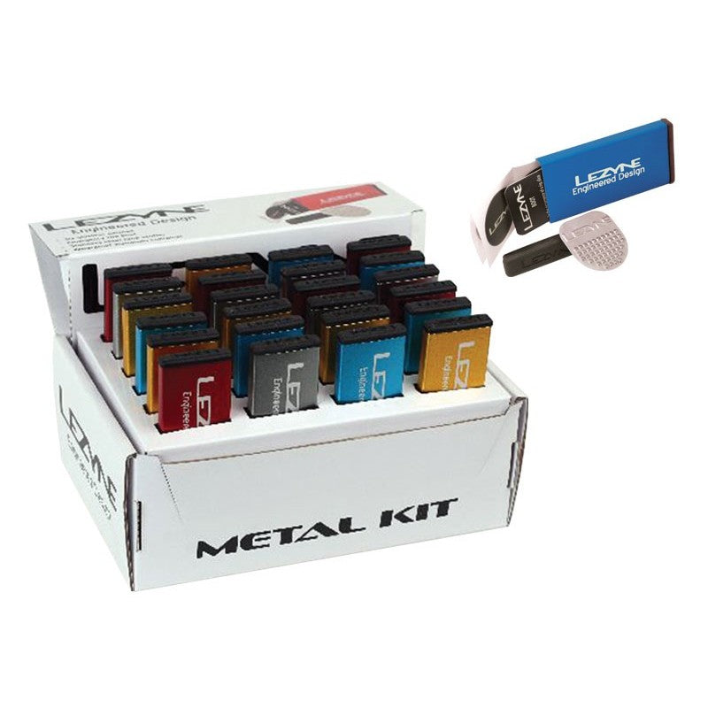 Инструменти за гуми LEZYNE METAL KIT BOX MIX