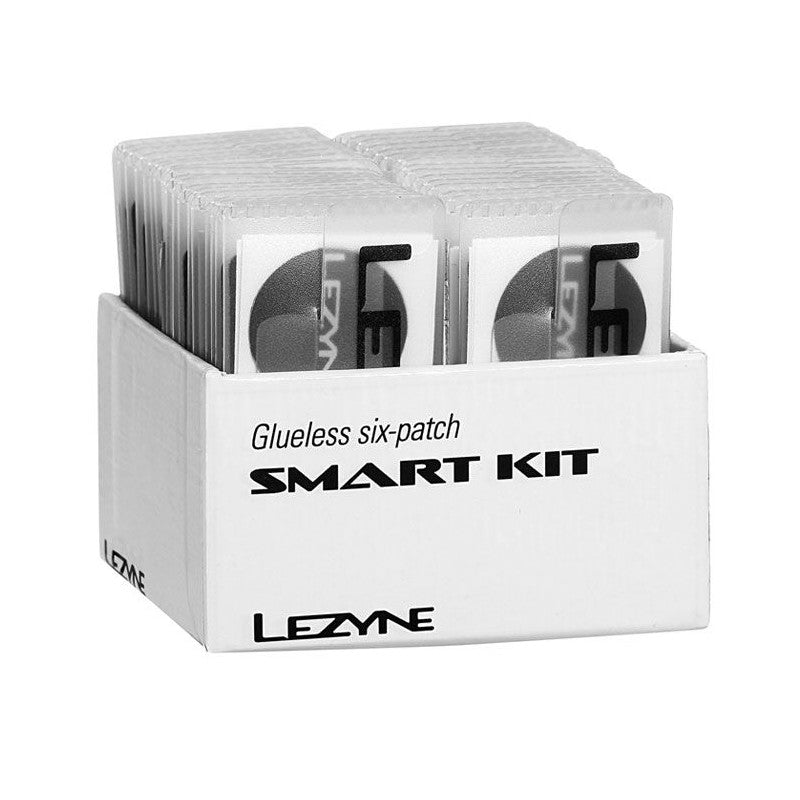Инструменти за гуми LEZYNE SMART KIT BOX CLEAR