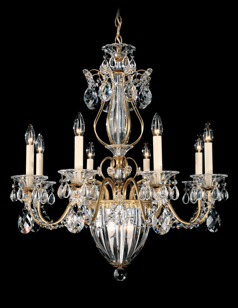 Luxury chandeliers home lighting crystal gallery 1248 211a bagatelle spectra clear crystal 11 lights chandelier arubaitofo Image collections