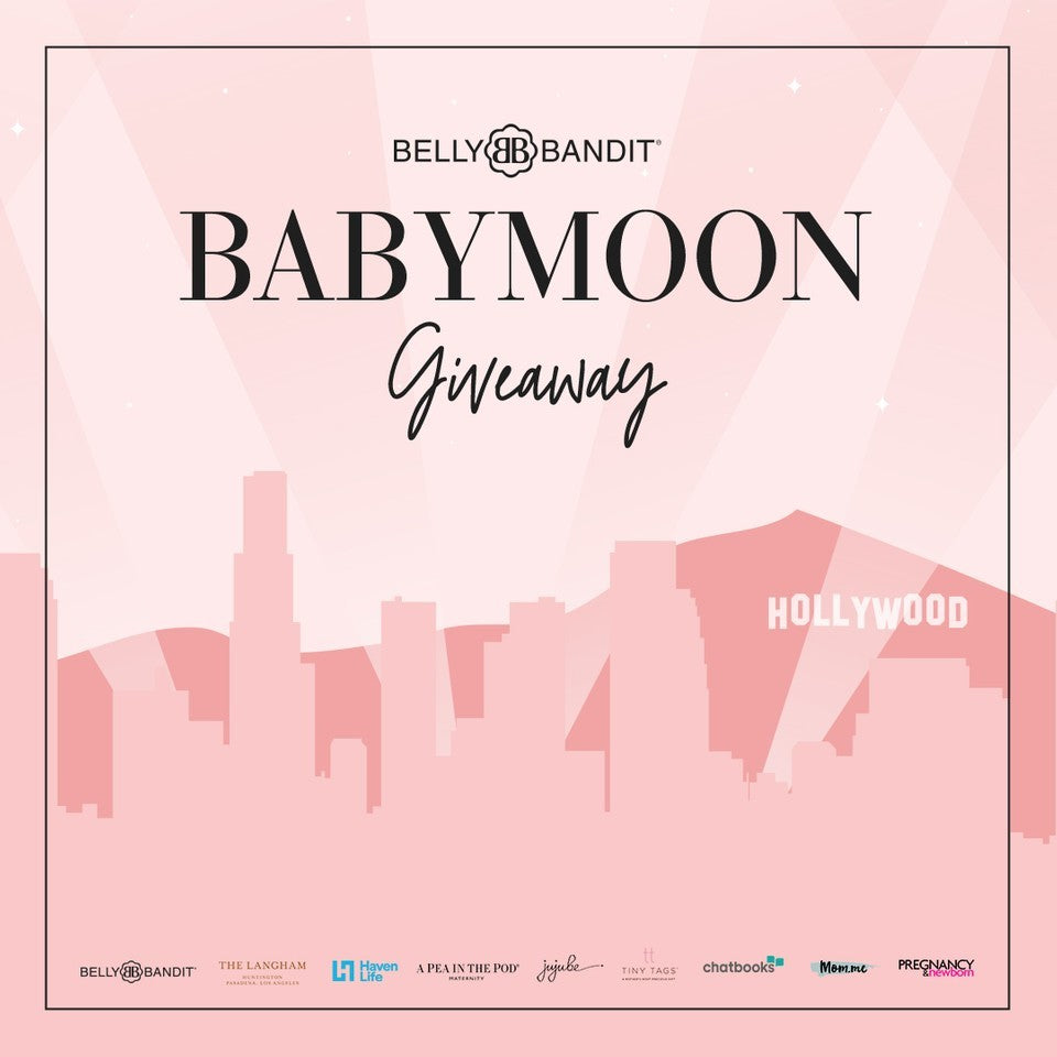 babymoon getaway ideas including ours belly bandit