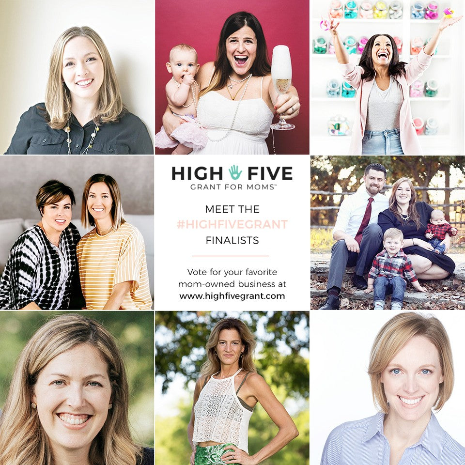 $5,000 High Five Grant Finalists - VOTE for your FAVE!