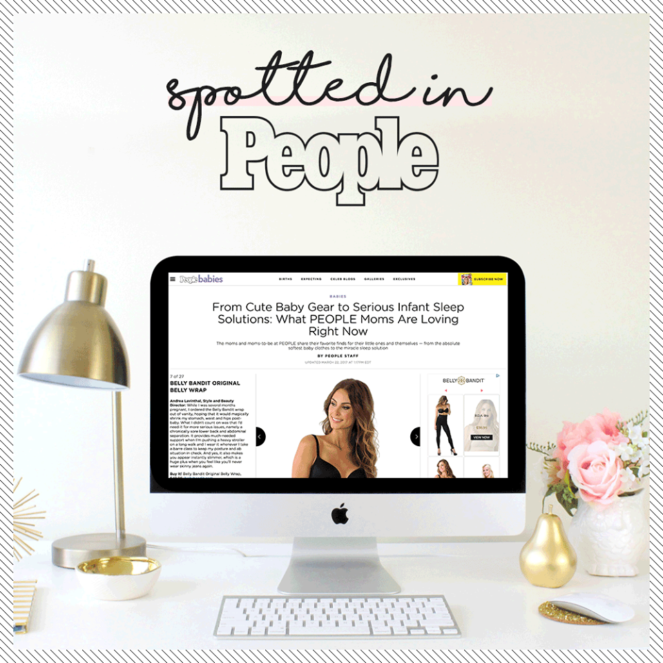 Spotted in: People Magazine