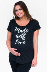 Made With Love T-Shirt - Final Sale