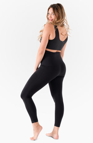 dad757e026 Mother Tucker® Compression Shapewear Leggings – Belly Bandit