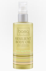 Resilient Body Stretch Mark Oil - Eucalyptus