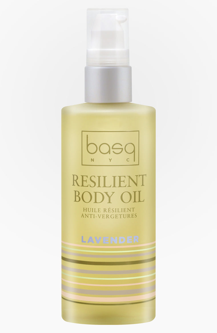 Resilient Body Stretch Mark Oil - Lavender