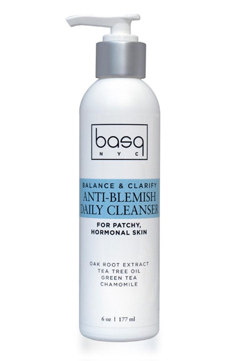 Anti-Blemish Daily Cleanser