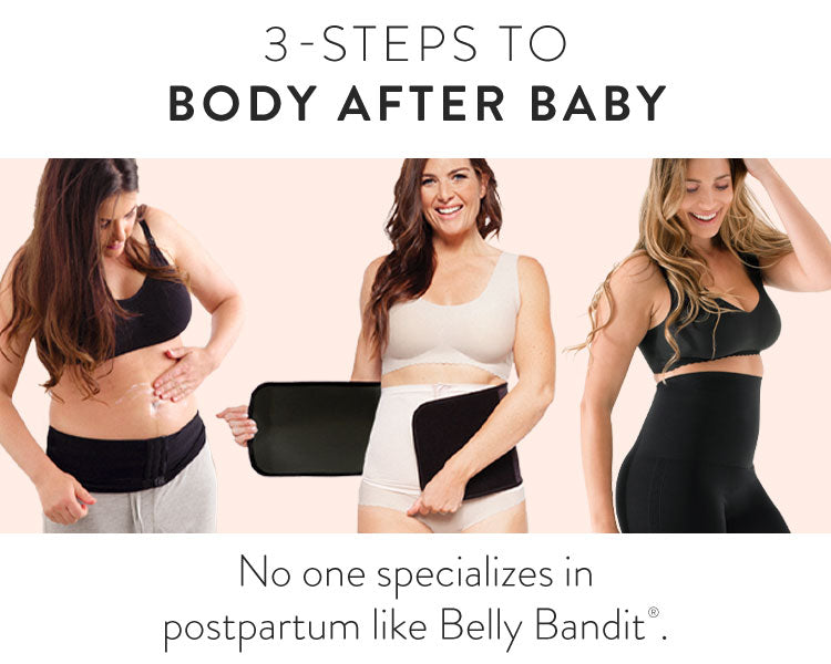 3 Steps to Body After Baby