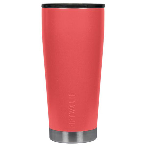 Image of 20oz Tumbler w/ Slide Lid - Coral