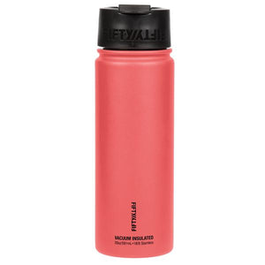 20oz Insulated Water Bottle w/ Flip Cap - Coral