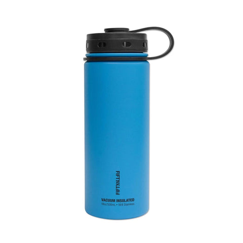 18oz Insulated Water Bottle - Blue