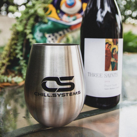 Chill Systems Stainless Steel Wine Cup