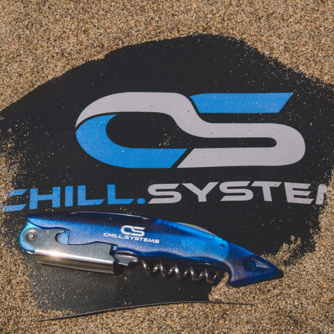 The Chill Bottle Opener