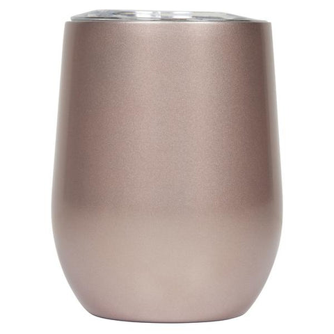 Image of 350ml Wine Cup - Rose Gold