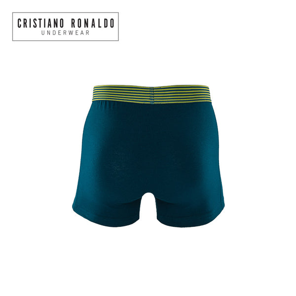 Fashion Trunks Cotton stretch in Blue