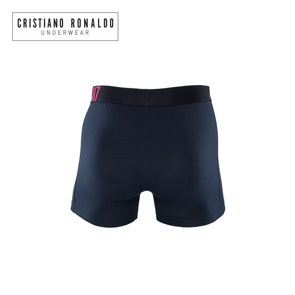 Fashion Trunks Cotton stretch in Black