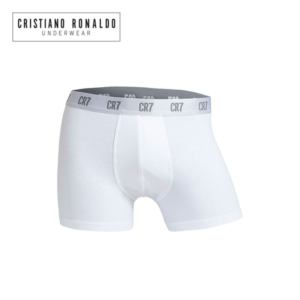 Basic Trunks 3-pack White