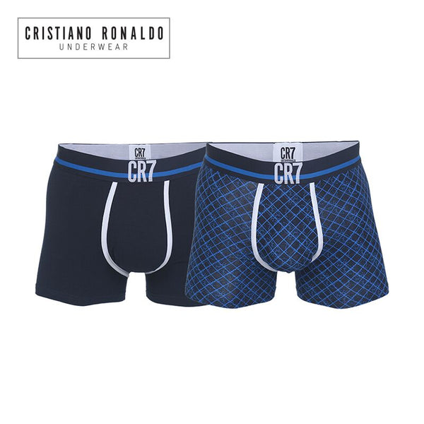 Fashion Trunks 2-pack Dark Colors