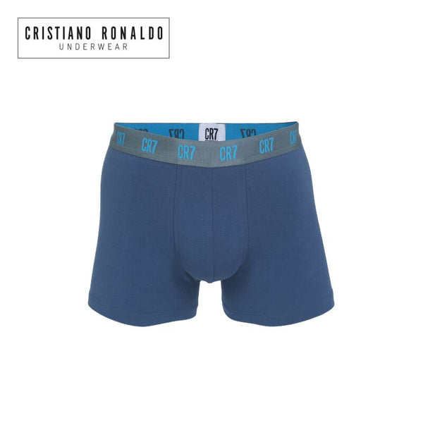 Basic Trunks 3-pack Mixed Blue Navy