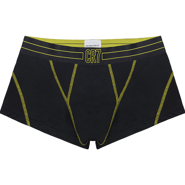 Fashion Trunks Black and Green