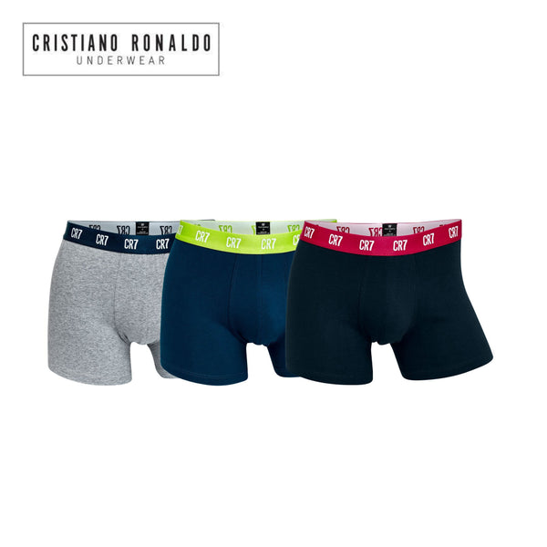 Basic Trunks 3-pack Mixed Color