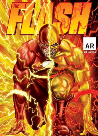 Flash and Reverse Flash Split