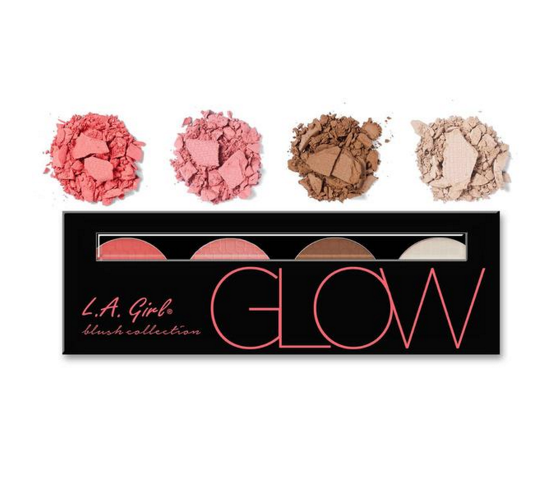 LA Girl Blush GBL571 Glow Beauty Brick Blush Collection