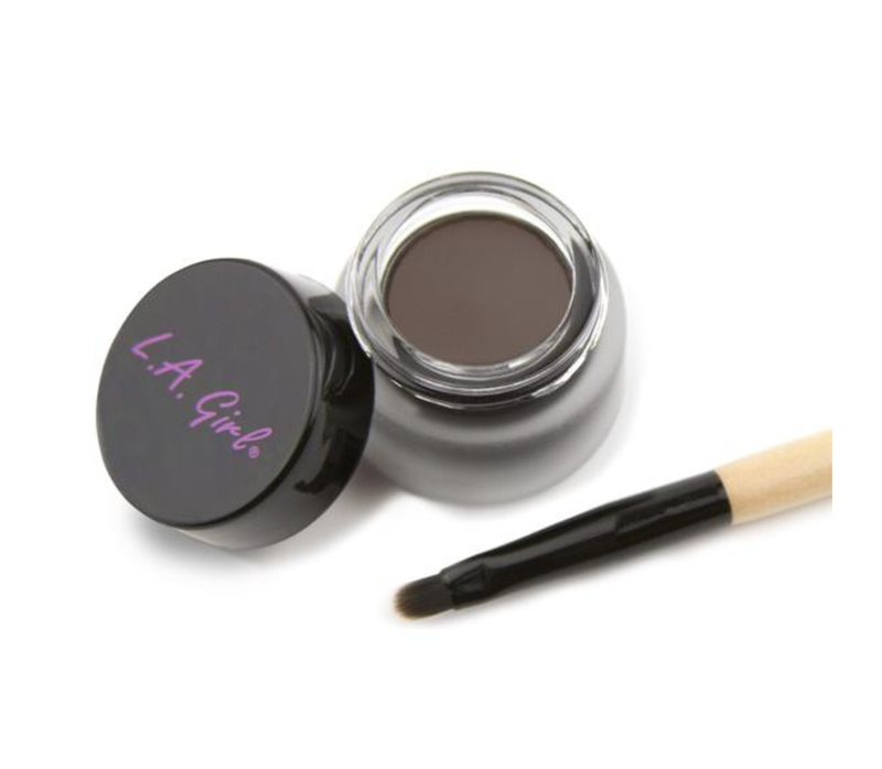 LA Girl Eyeliner Dark Brown LA Girl Gel Liner Kit