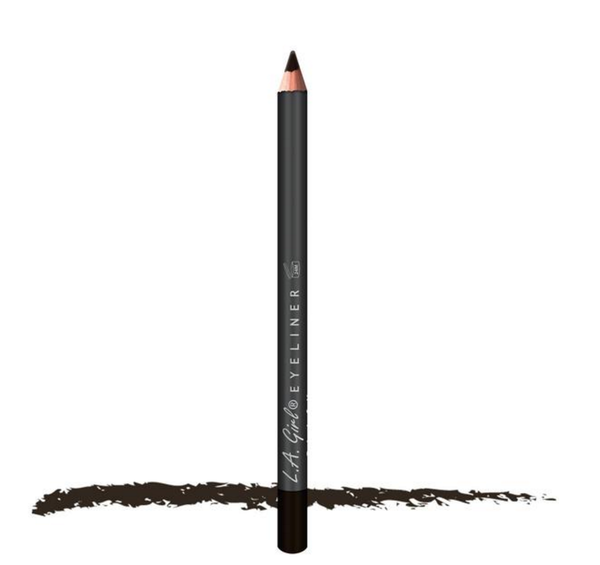 LA Girl Eyeliner GP602 Brown Black LA Girl Eyeliner Pencil