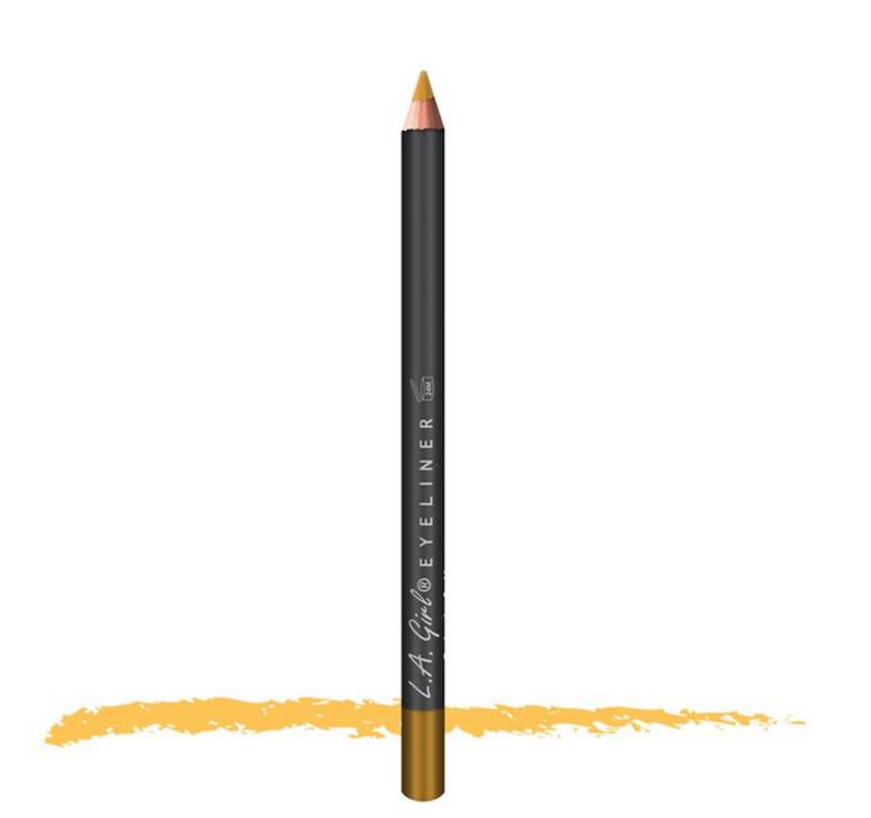 LA Girl Eyeliner GP607 Gold LA Girl Eyeliner Pencil