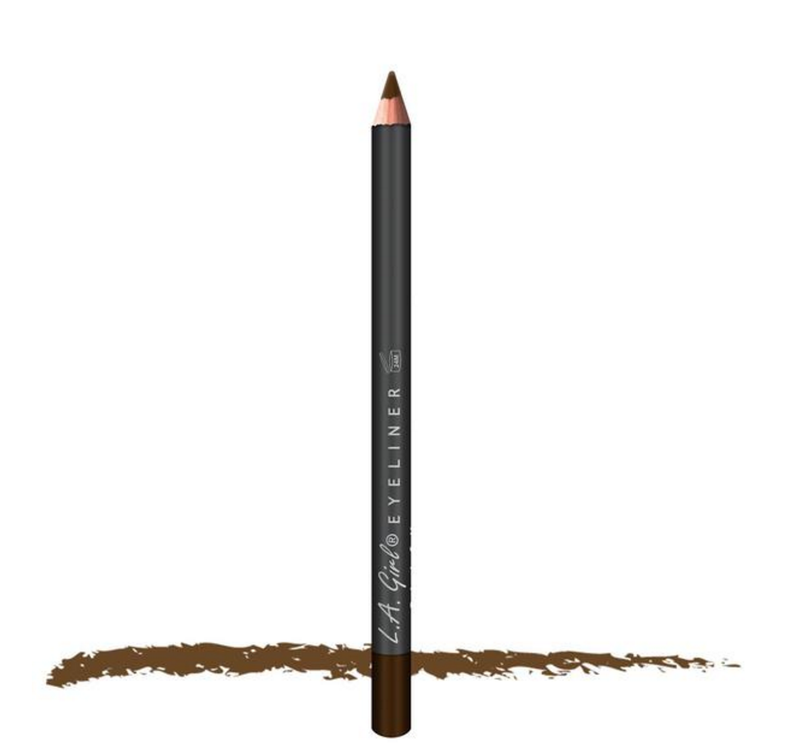 LA Girl Eyeliner GP614 Medium Brown LA Girl Eyeliner Pencil