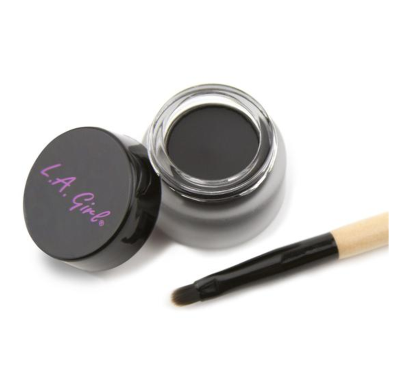 LA Girl Eyeliner Very Black LA Girl Gel Liner Kit