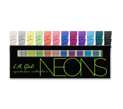 LA Girl Eyeshadow GES334 Neons LA Girl Beauty Brick Eyeshadow