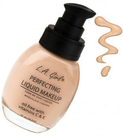 LA Girl Foundation Bottle Foundation