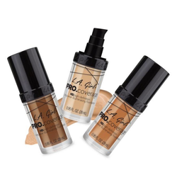 LA Girl Foundation LA Girl Pro Coverage Illuminating Foundation