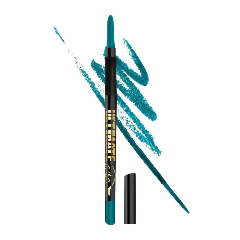 LA Girl Nigeria Eyeliner Totally Teal Ultimate Intense Stay Auto Eyeliner