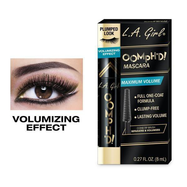 LA Girl Nigeria Mascara Oomph'D Mascara