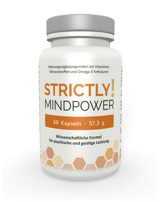 Strictly Science - Strictly Mindpower
