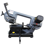 Kaka Industrial BS-6 Mini Variable Speed Metal Cutting Band Saw   110V-60HZ-1PH