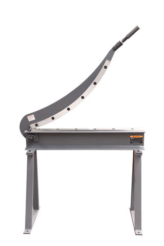 HS-30 Guillotine Shear  (30 Inch 16 Gauge Sheet Metal  Plate Shear)