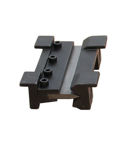 "Bds-5 5"" Vise Mount Box/Pan Brake"