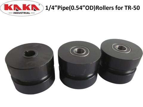 TR50 Round Pipe Rollers Dies