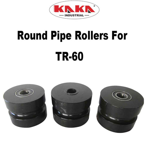 TR60 Round Pipe Rollers Dies