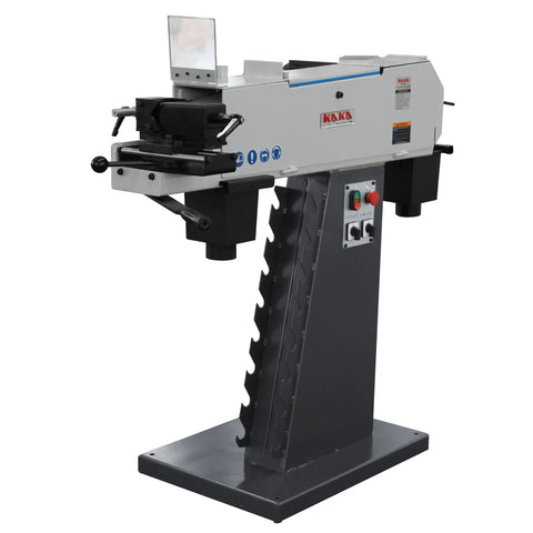 Kaka industrial PRS-4A  Tube and profile end Grinder High Quality.220V,3PH