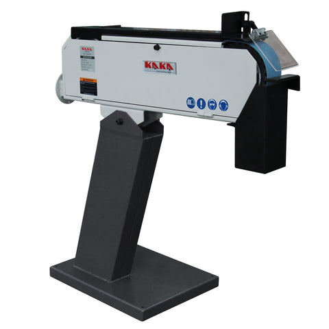 Kaka Industrial BG-3  Belt Grinder, High Speed Belt Grinder.220V-60HZ-1PH