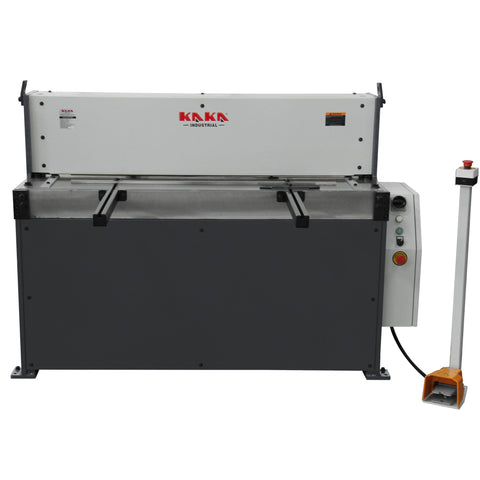 Kaka Industrial THS-5208 Hot sale High Quality Hydraulic Shearing Machine. 230V/60HZ/3PH,prewired 230V .