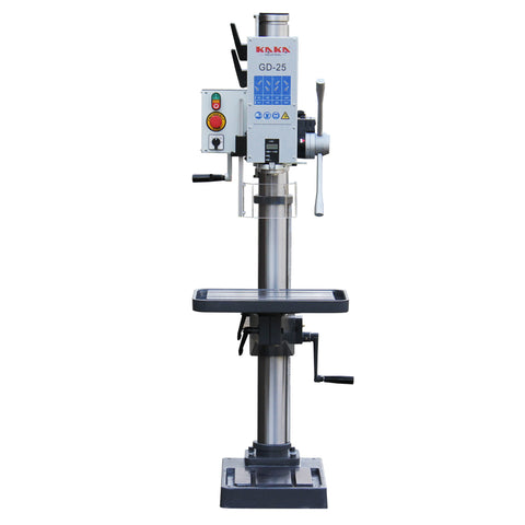 Kaka Industrial GD-25 Vertical Drilling Machinery.220V-60HZ-3PH.