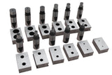 Metric system round hole punching dies for PBS-9