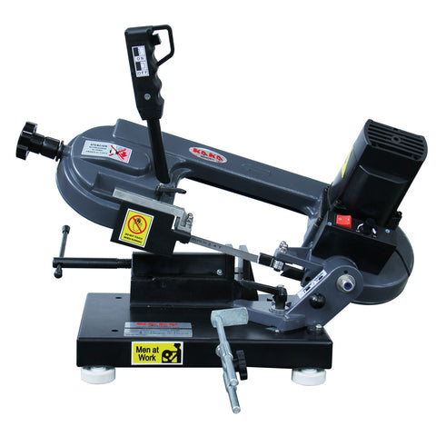 Kaka Industrial BS-85 110V-60HZ-1PH Metal Cutting Band Saw, Mini Band Saw .