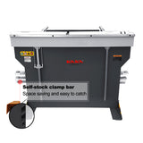 EB-4816B Manual Magnetic Sheet Metal Box and Pan Brake, 1-Phase 220V.